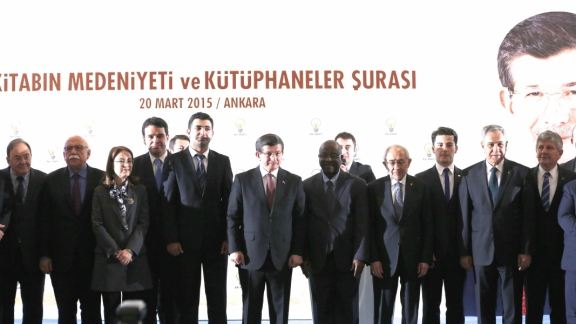 Minister Avcı attends AK Party 4th Social Sciences Incentives Awards presentation ceremony