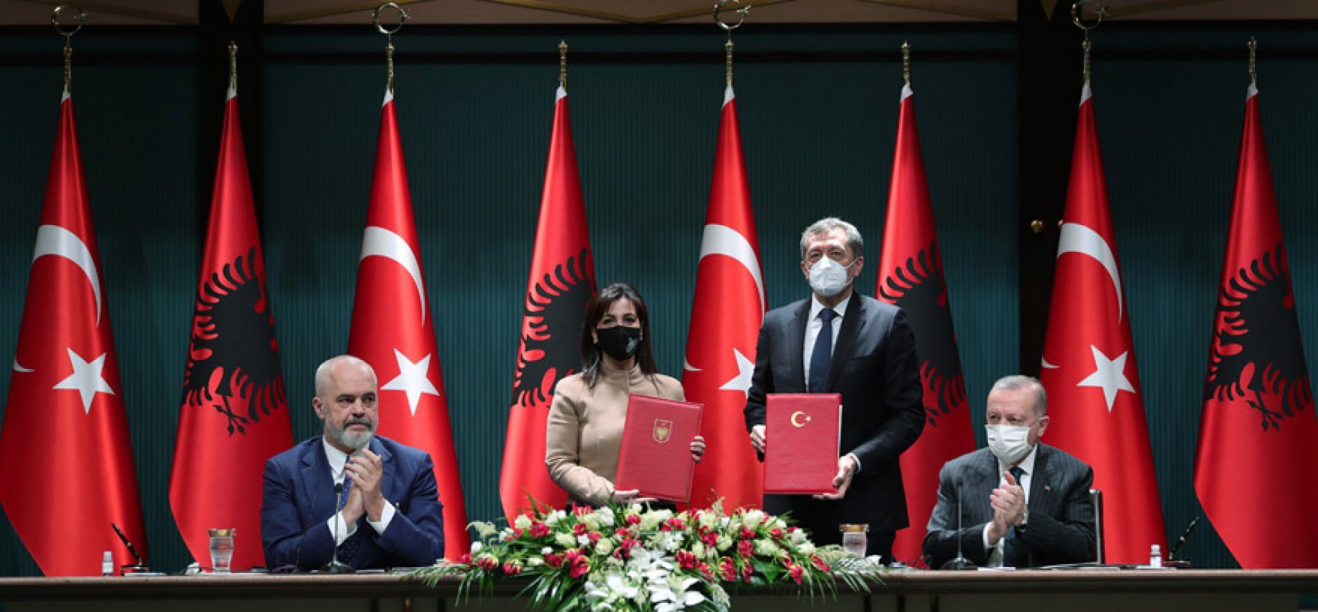 COOPERATION AGREEMENT ON EDUCATION WITH THE REPUBLIC OF ALBANIA